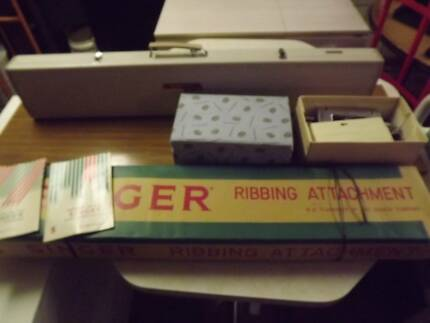 Singer Knitting Machine Model 888