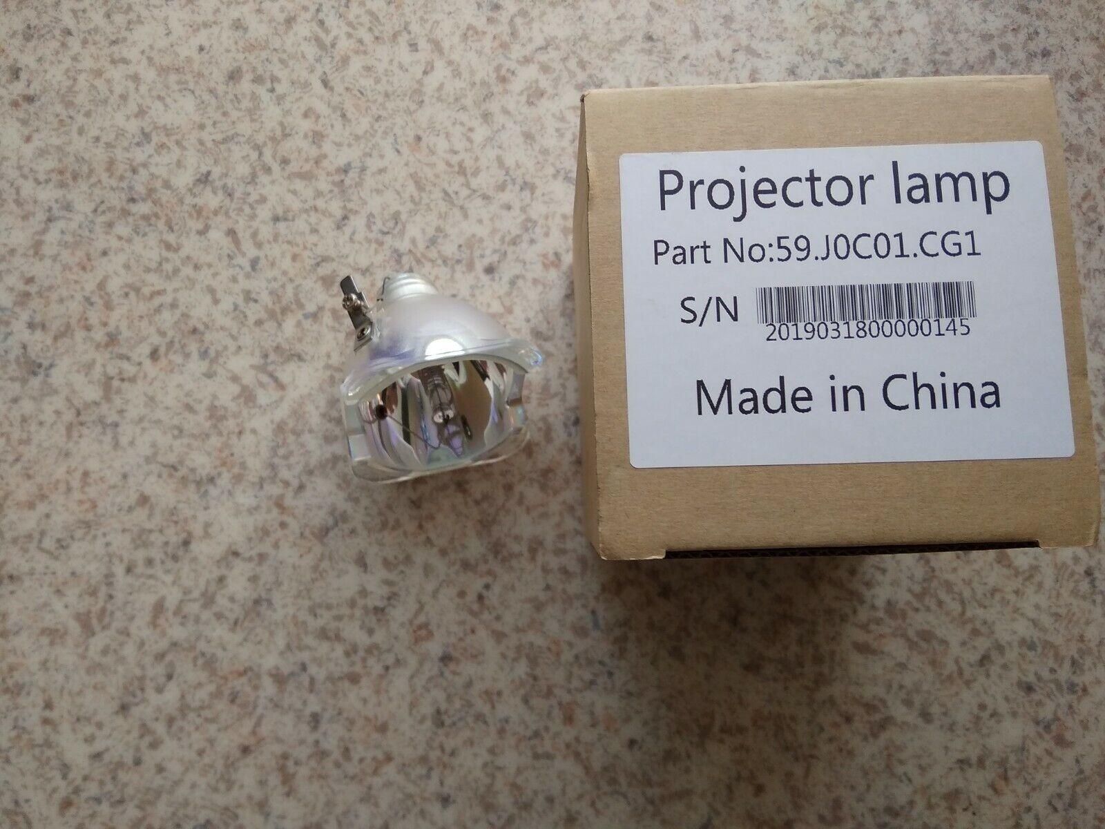 Lampes vidéoprojecteur 59.j0c01.cg1 neuve benq pe7700
