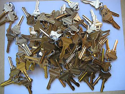 5 Sets Of 4  20 Pieces Precut Schlage Keys 5 Pin Sc1 Locksmith Same Key Alike