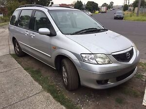 WRECKING 2002 MAZDA MPV MANY PARTS AVAILABLE CHEAP!!!!!! Craigieburn Hume Area Preview