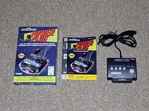 Sega-Genesis-Tyco-Power-Plug-Controller-Adapter-Complete-in-Box