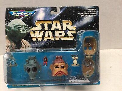 Micro Machines Star Wars Bounty Hunter Greedo V1