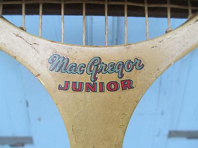 Теннисная ракетка VINTAGE MacGregor Tennis Racquet