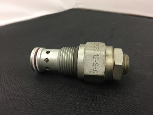 Continental Hydraulics Cartridge Valve Model CPCFC-12-S-O-24