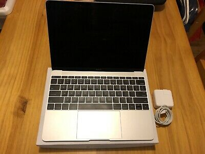 Pristine *Mint Condition Macbook 12 8GB 512GB (2015 Silver) W/ Original Box