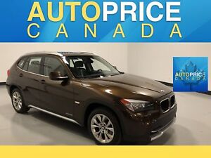 2012 BMW X1 xDrive28i PANOROOF|LEATHER