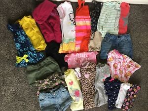 18 month girls clothes, excellent condition
