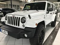Jeep Wrangler Unlimited 3,6V6 A/T  75th Anniversary