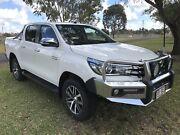 2017 Toyota Hilux SR5 Dual Cab many extras Goondiwindi Goondiwindi Area Preview