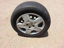 """Toyota Camry series Sedan Wagon Spare Wheel  or Trailer. 15""""inch St Albans Park Geelong City Preview"""