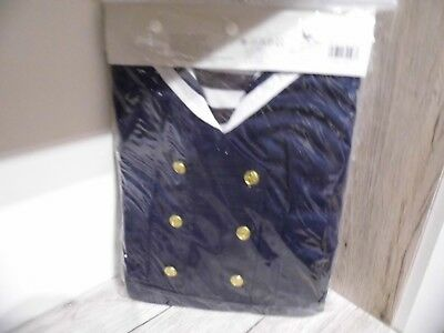 Kostüm Matrosin Sailor Lady Maritim Gr. L Fasching 2-teilig