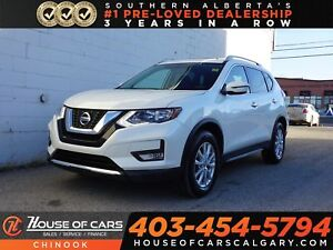 2018 Nissan Rogue SV w/ Panoramic Roof, Heated Seats, Backup Cam