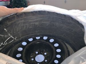 BRIDGESTONE BLIZZAK WINTER TIRES FOR SALE 400.00