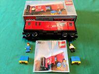 LEGO® 12V  Waggon Wagon aus 7730 für z.B 7727 7735 7740 7745 7750 7755 7760