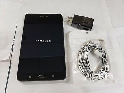 -**Samsung Galaxy Tab A SM-T280 8GB, Wi-Fi, 7in - Black Android 5.1.1 tablet