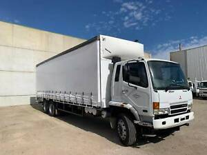 Mitsubishi Fuso 14 Pallet with Tailgate Campbellfield Hume Area Preview
