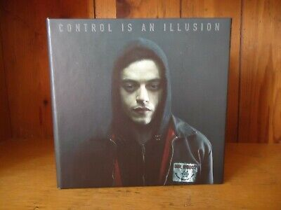 MR ROBOT SEASON 2 Two FYC 2017 3 DVDs Emmy Consideration