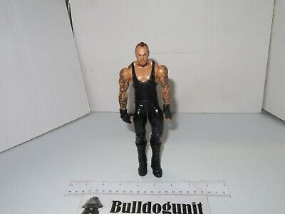 Undertaker 2011 Mattel Wrestling Action Figure WWE WWF Mohawk Short Hair for sale  Shipping to India