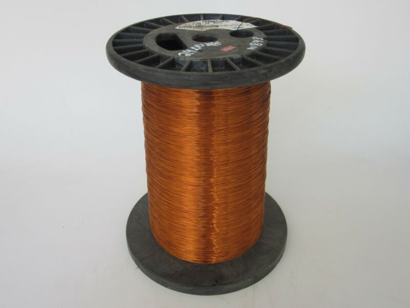 20 AWG   21 lbs.  Phelps Heavy Enamel Coated Copper Magnet Wire