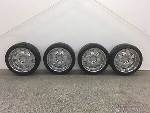 """25"""" Giovanna wheels and tires"""