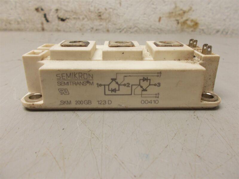 Semikron SKM200GB123D IGBT Module