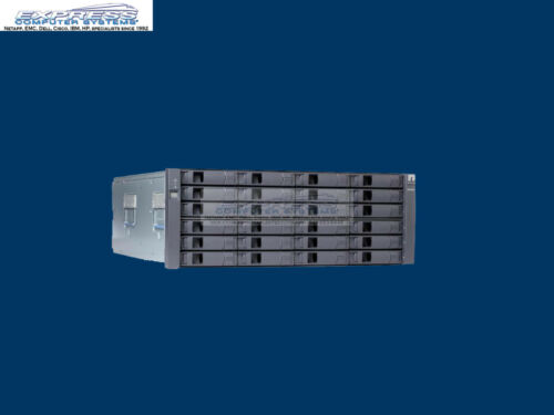 "Netapp Ds4243 24x 600gb 15k Sas X412a-r5 3.5""  Expansion Shelf 14.4tb"