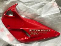 Verkleidung Ducati 750 Supersport Nuda 48010711AA links Baden-Württemberg - Ettlingen Vorschau