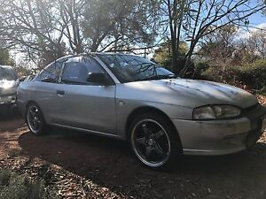 1998 Mitsubishi Lancer Coupe Farrer Woden Valley Preview