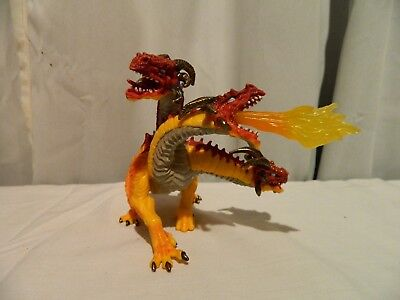 3 Headed Fire Dragon Safari Ltd 2010