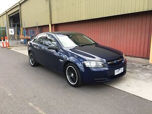 2007 Blue Commodore Omega VE Dual Fuel St Albans Brimbank Area Preview