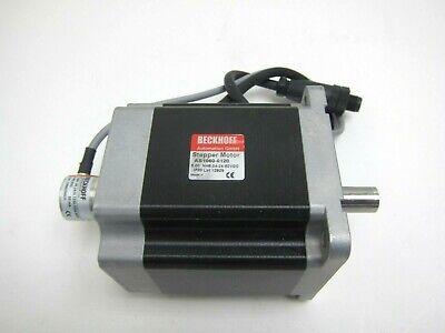 Beckhoff As1060-0120 Stepper Motor W Encoder Type 05.2420.1230.1024.5009