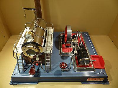 Dampfmaschine Wilesco D20 mit Zubehör