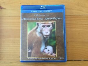 Bluray - Disney Nature - Monkey Kingdom