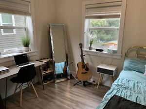Sublet Downtown Furnished Room