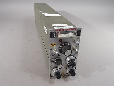 Unholtz-dickie D22pmgs-hu Charge Amplifier - Used