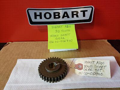 Hobart 20 Qt Mixer Parts 32 Tooth Transmission Shaft Gear Fits Hobart A200