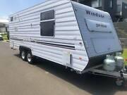 Windsor Genesis GC638S Caravan with ensuite Wollongong Wollongong Area Preview