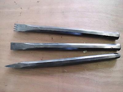 Steinmetz Werkzeug / Bildhauer Werkzeug / Sandstein