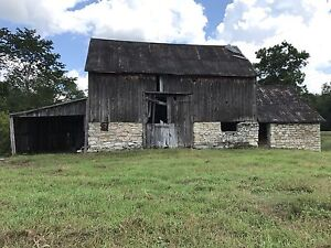 Selling Old Barn