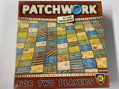 Patchwork Board Game -Uwe Rosenberg