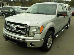 2014 Ford F-150 XLT SuperCrew 5.5-ft. Bed 4WD Eco Boost