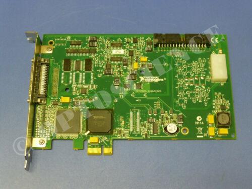 National Instruments PCIe-6320 NI DAQ Card, X-Series, Multifunction