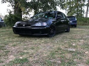 Honda civic 99 b18c