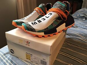 ADIDAS SOLAR HU NMD - DS WITH TAGS | 100% AUTHENTIC SIZES 9,10