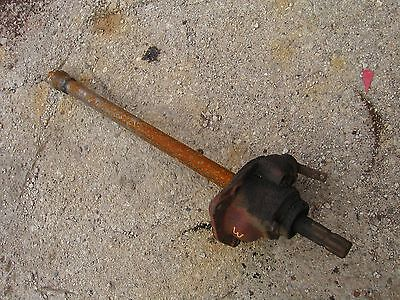 Farmall M Early Sm Tractor Late Model Power Take Off Shaft Pto Assembly Rod