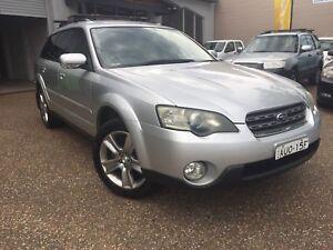 2005 Subaru Outback B4 3.0R 6 Cyl Wagon - AUTOMATIC