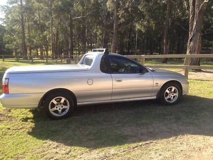 2005 Holden Ute Berry Shoalhaven Area Preview