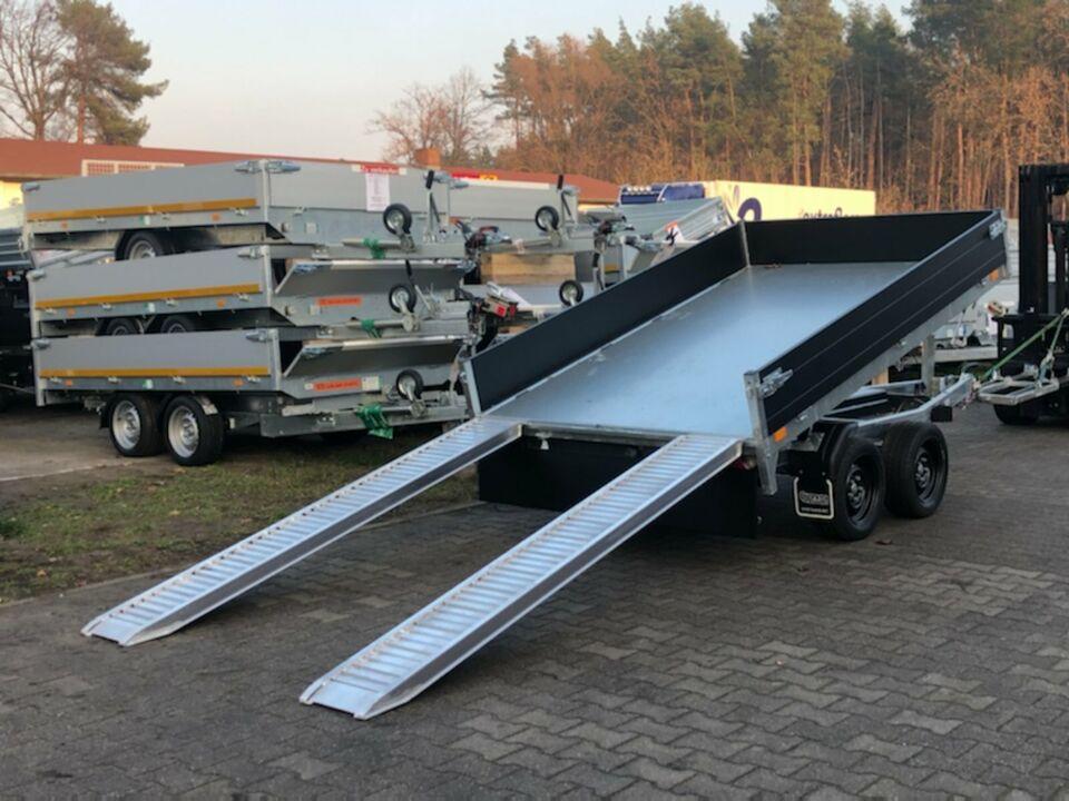 ⭐Saris E-Kipper K1 276 170 2700 kg 2 30 cm Rampenschacht Black in Schöneiche bei Berlin