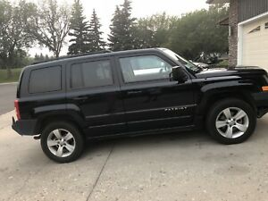 2012 Jeep Patriot North