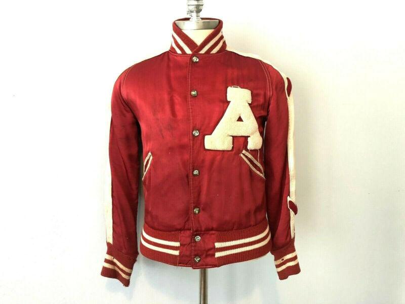 Alma Nebraska High School Letter Jacket